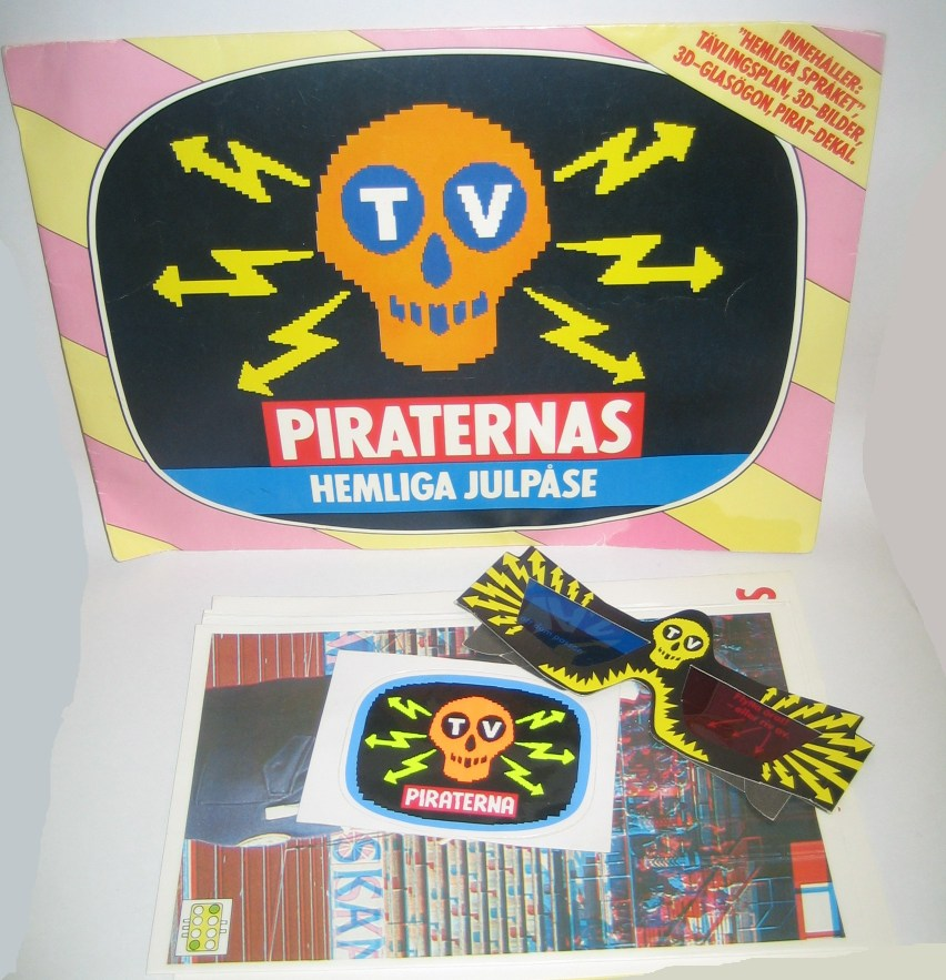 TV-piraterna